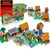 1673pcs Lepin Minecraft Village Free Shipping Building Blocks Good Toys For Kids Children Educational Building Bricks