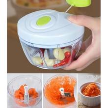 High Quality Kitchen Spiral Slicer Vegetable Fruit Food Chopper Dicer Meat Fruit Cutter Mixer Salad Crusher  T31
