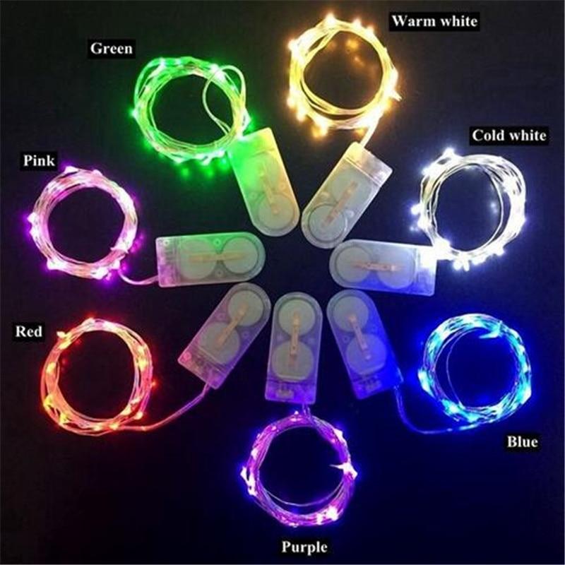 Battery Ed Mini Led String Lights