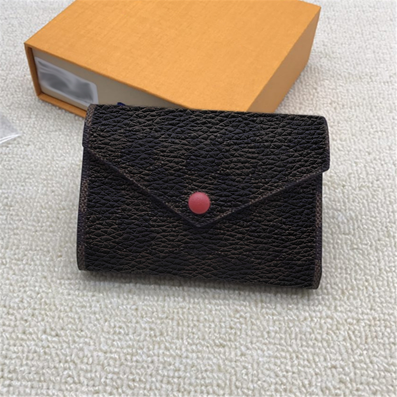 Fashion Famous Brand Designer Wallets VIOTORINE Purse Bags Grade AAA Genuine Leather