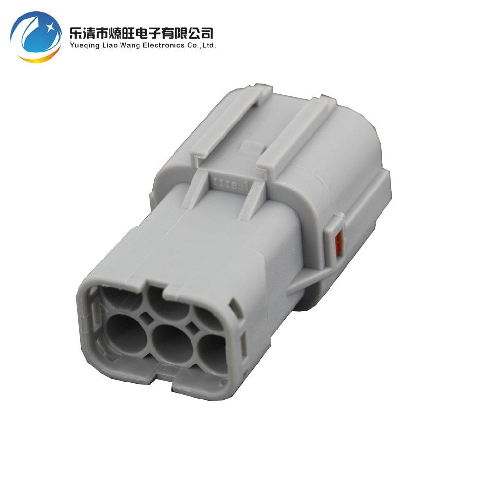 10 sets DJ7061Y 2 11/21 6 pin car socket Car Electrical waterproof ...