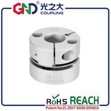 Муфта gnd из алюминиевого сплава cnc d28 мм l215 одинарный фотоэлемент