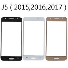 Touch Screen For Samsung Galaxy J5 2015 J500 / J5 2016 J510 / J5 2017 J530 Touchscreen Panel LCD Display Outer Glass Phone Parts(China)