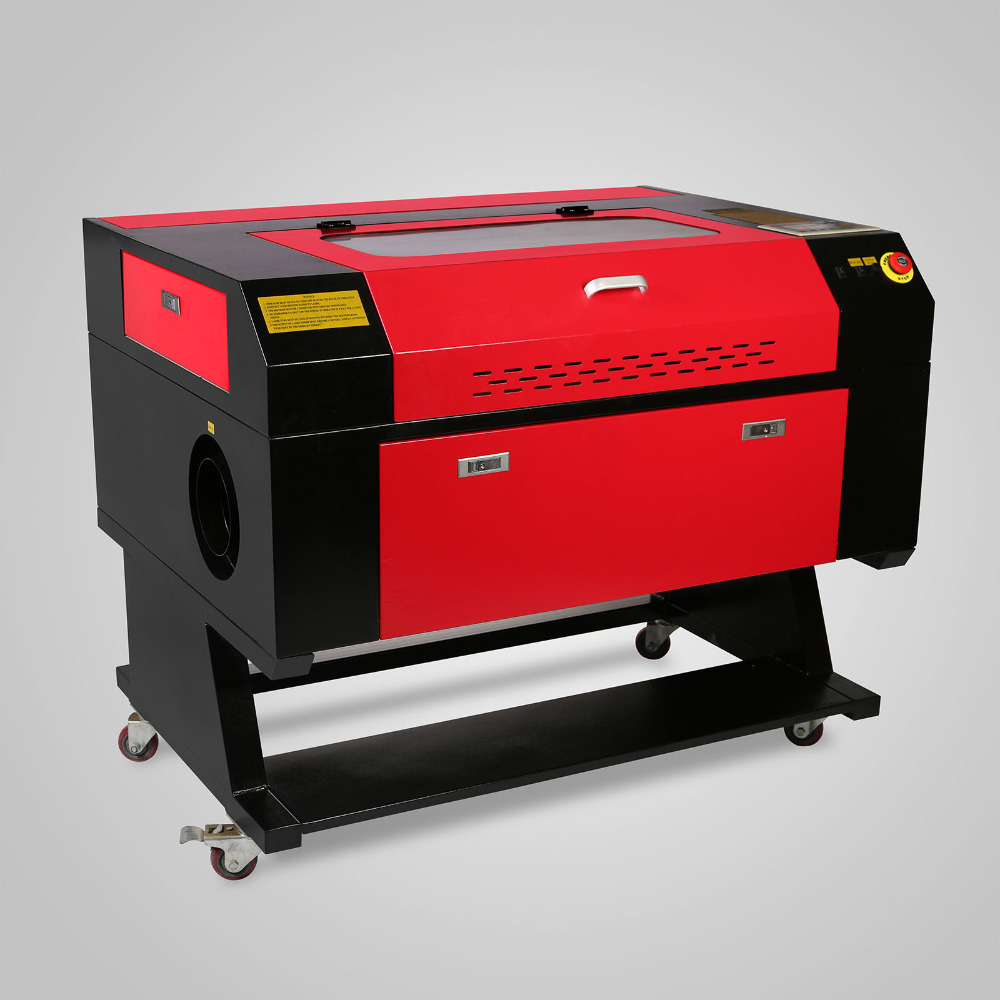 EU Warehouse In Stock Popular LASER  ENGRAVING CUTTING MACHINE CO2 CARVING PRINTING 60W USB PORT WOODWORKING/CRAFTS