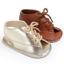 Spring and Autumn 0-1 year old baby shoes baby anti-skid step  baby shoes  L196