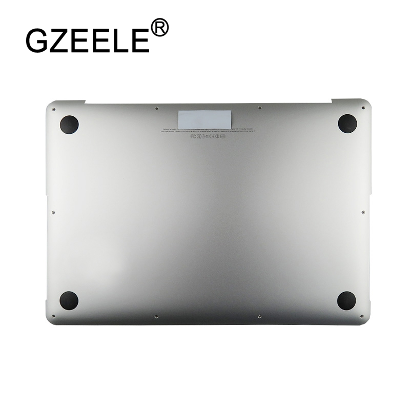 GZEELE A1425 laptop Bottom case Cover For Apple for Macbook Pro Retina 13'' A1425 Lower Cover 2012 Year MD212 MD213 new original for lenovo thinkpad yoga 260 bottom base cover lower case black 00ht414 01ax900