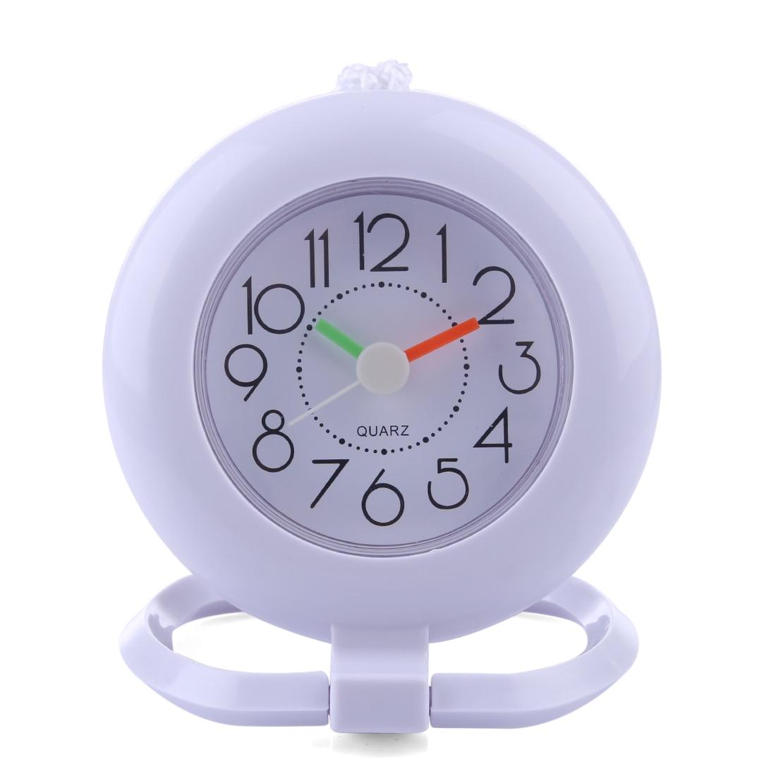 Silent Bathroom Wall Clock Waterproof Table Desk Clocks For Home Kitchen Decor Study Room Simple Clock Quartz Modern Design