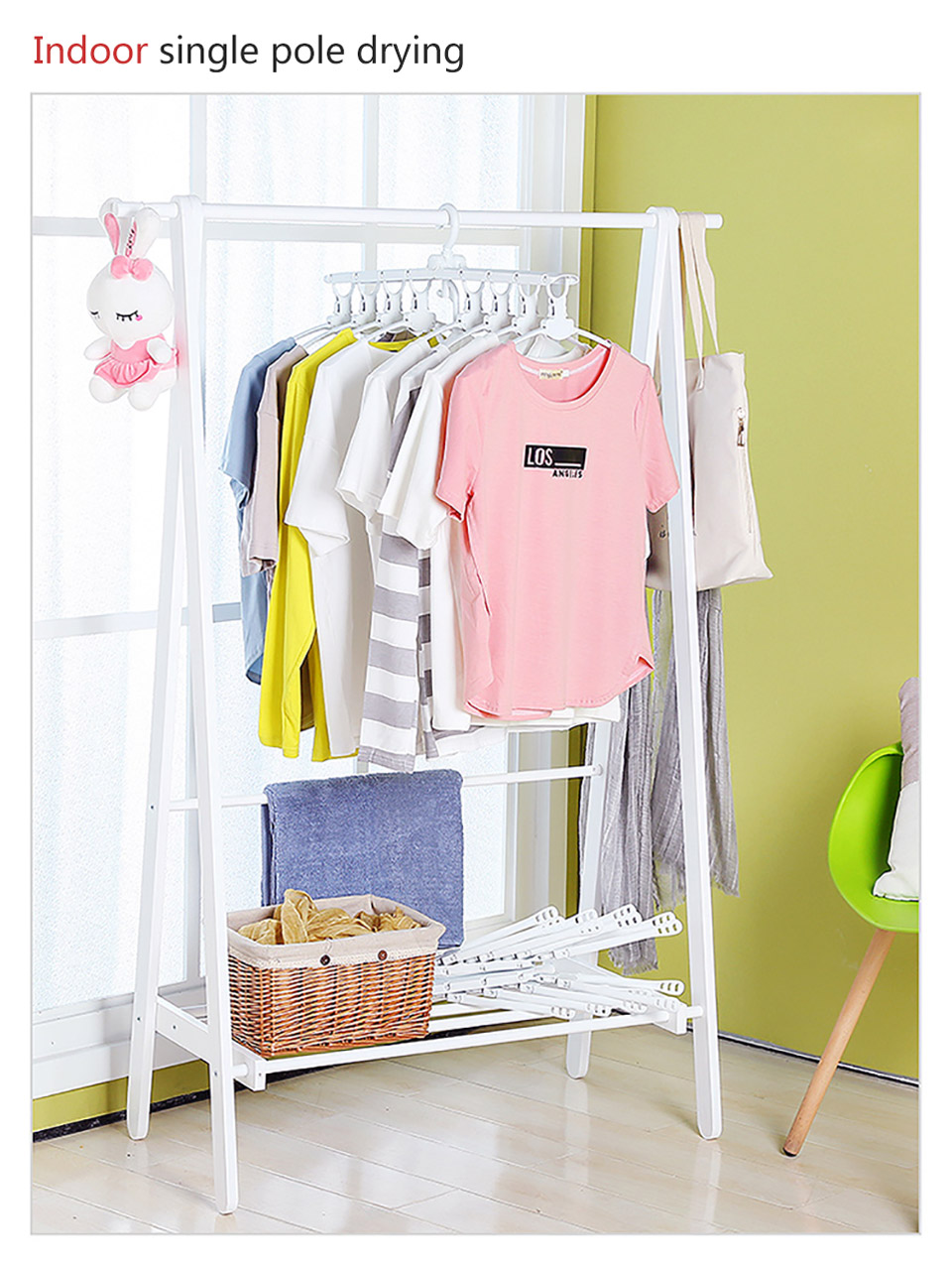 Mytools Magic Clothes Hanger Retract End 2 4 2021 1200 Am Gantungan Baju Single Pole Last Updated 9 17 2018 62905 Pm