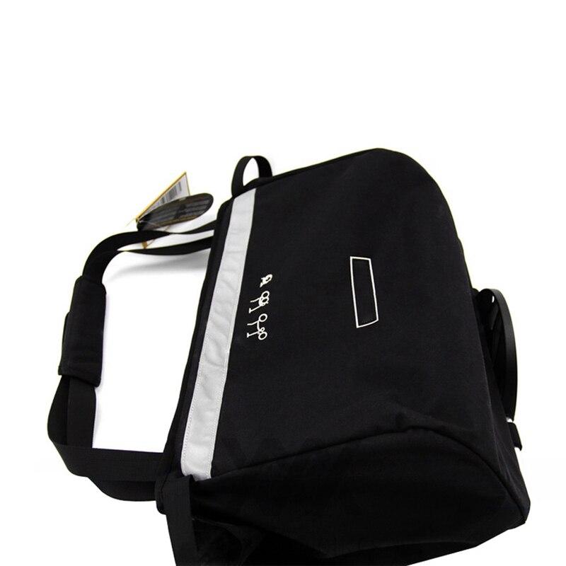 Sacs de vélo de vélo résistant à l'eau 16L sacoches pour Brompton sac de panier grande capacité accessoires de vélo de vélo réfléchissants - 2