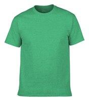 EnjoytheSpiritผ้าฝ้ายเสื้อยืดพิมพ์ดิจิตอลเสื้อยืดธรรมดาทหารป่าไอริชสีเขียวทุ่งหญ้าสี