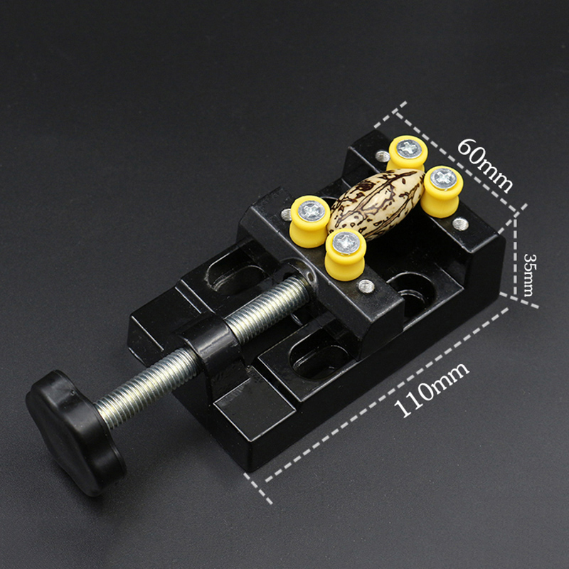 Mini Flat Pliers Vise Clamp Table Bench Vice for Jewelry ...