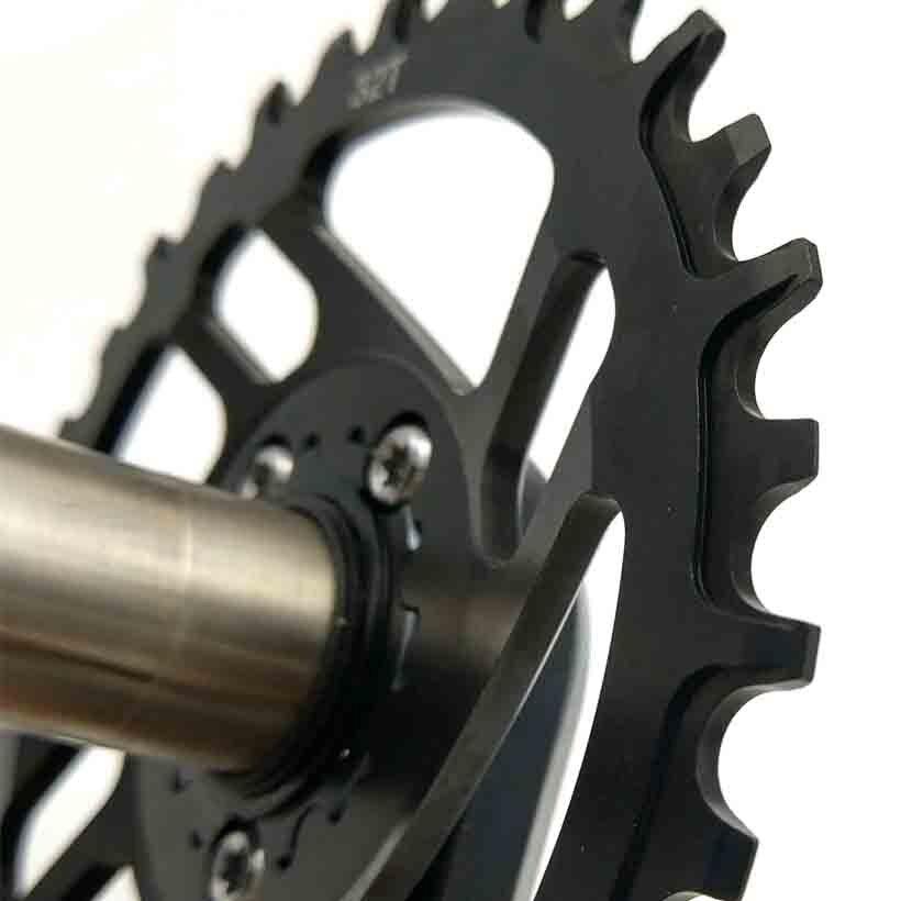 170mm  MTB 32T/34T narrow wide Chainwheel crank set  11S Bicycle Crankset motsuv bicycle crank 104bcd oval 32t 34t 36t 38t chainring narrow wide ultralight mtb bike chainwheel circle crankset plate