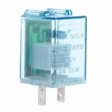 3 Pin 12V Электронный проблесковый маячок реле Fix светодиодный светильник указателя поворота