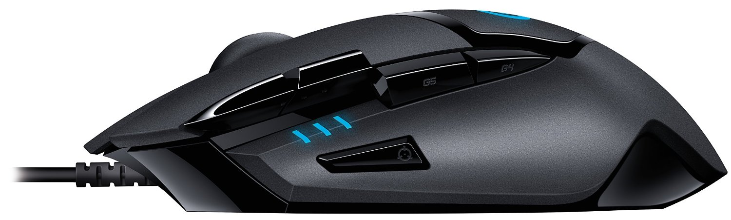 Logitech G402 Hyperion Fury FPS Gaming Mouse met High Speed - Computerrandapparatuur - Foto 4