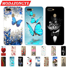 OPPO A5S Case Silicone TPU Protective Cover OPPO AX5S Case Soft Phone Case For OPPO A5S A 5S CPH1909 OPPOA5S OPPOAX5S Case