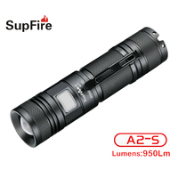 Portable MINI Flashlight usb Rechargeable. Handy Adjustable Focus LED Torch USB Charging, Zoomable Lanterna 18650 Flash Light