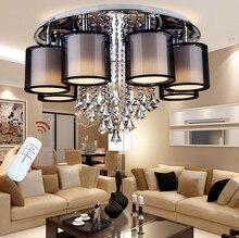 2016 поверхностного монтажа современный привело потолочные светильники для гостиной светильник крытый декоративного освещения абажур Бесплатная Доставка