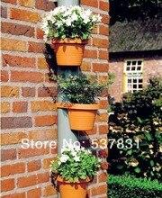 Wholesale Terracotta Effect DRAINPIPE FLOWER PLANT POTS Tubs Drain Pipe Garden Planters