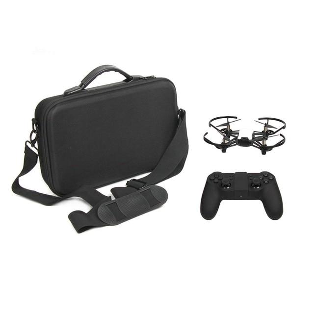 กันน้ำ EVA Hard Carry กระเป๋ากล่องสำหรับ DJI Tello RC FPV Drone แบตเตอรี่สำหรับ GameSir T1d รีโมทคอนโทรลอุปกรณ์เสริม