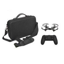 EVA Impermeabile Duro Carry Bag Caso di Immagazzinaggio Box per DJI Tello RC FPV Drone Batterie per GameSir T1d A Distanza di Controllo accessori
