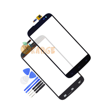 NEW Replacement Repair Part For Gigabyte GSmart Saga S3 Touch Screen Digitizer Glass Lens Panel Black Color Free Shipping+Tools