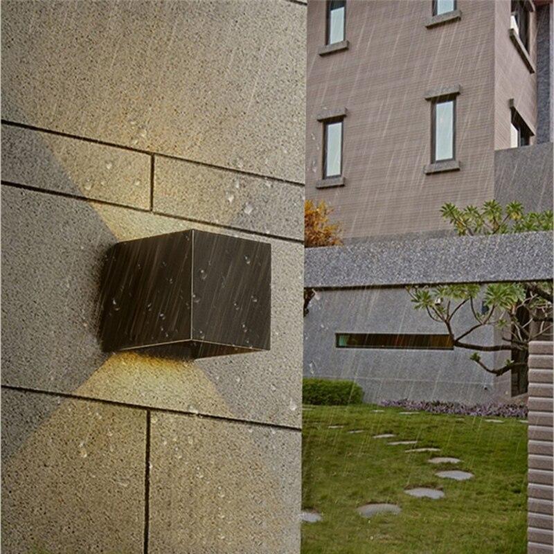 Σύγχρονη λυχνία LED για το τοίχο - Εσωτερικός φωτισμός - Φωτογραφία 4