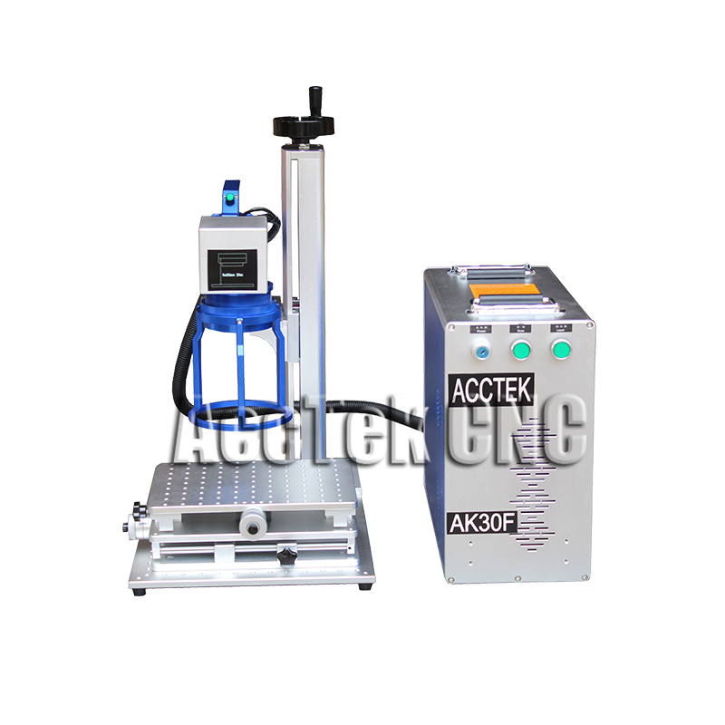 AccTek 20W 30W auto focus laser marking machine for saleAccTek 20W 30W auto focus laser marking machine for sale