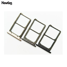 Original New Sim Tray Holder For Lenovo VIBE Z2 PRO K920 SIM Card Reader Tray Holder Slot Replacement Parts