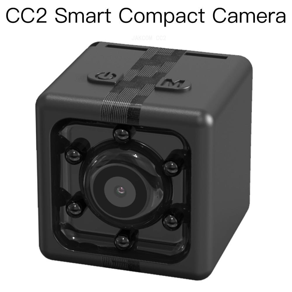 JAKCOM CC2 Smart Compact Camera Hot sale in Sports Action Video Cameras as camara oculta bicicleta soporte camara deportiva(China)