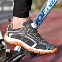 Trekking Shoes Sneakers Men Outdoor women Sports Leisure Cycling Shoes Mountain Road Bike Unisex Athletic Shoes