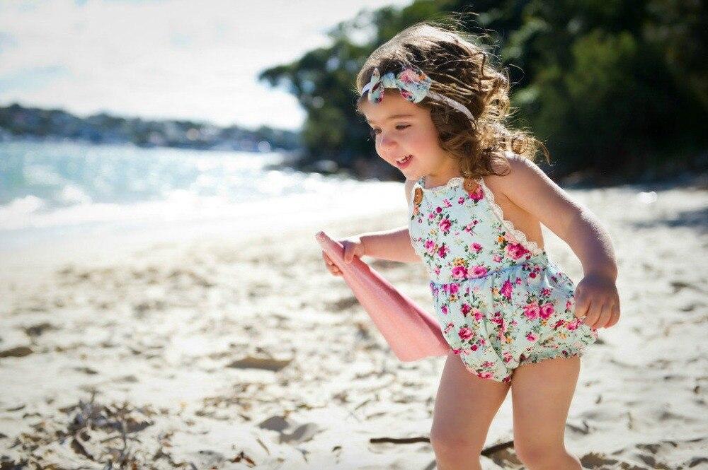 European Beach Girl