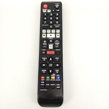 USED-Scratc Original for SAMSUNG Home Theater System TV Remote control AH59-02535A NETFLIX