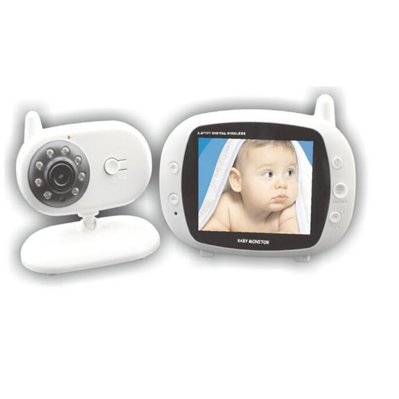 3.5 Inch Baby Monitor Wireless Infrared Night Vision Intercom Monitors3.5 Inch Baby Monitor Wireless Infrared Night Vision Intercom Monitors