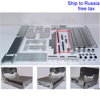 DIY 3020T CNC Frame Kit With Trapezoidal Screw Optical Axis And Bearing To Russia Free Tax