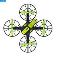 Bricolage Mini RC Drones Quadcopters RC hélicoptères baramètre 2.0MP WIFI FPV caméra ensemble hauteur tenant une clé retour trajectoire mouche
