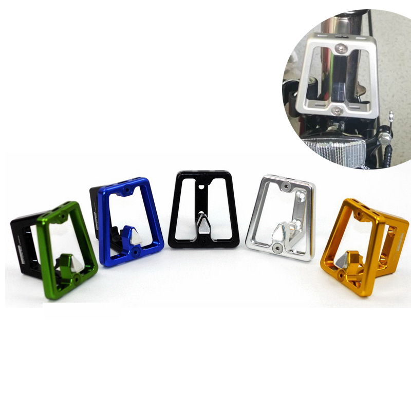 4 colors Ultra Lightweight Front Basket Carrier Block For Brompton Folding Bike S bag Aluminum Alloy