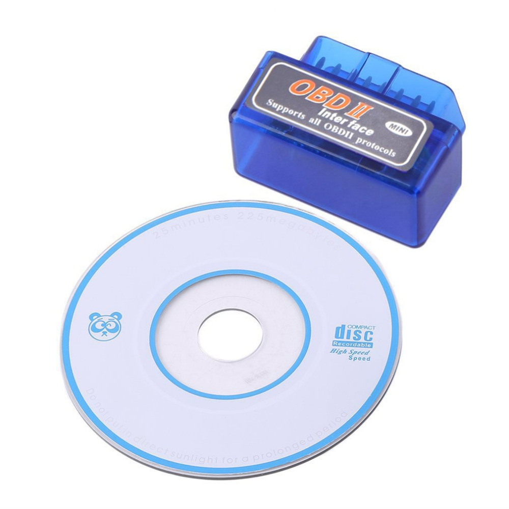 2019 OBD V 2,1 ELM327 OBD2 Bluetooth Auto Scanner OBDII 2 Auto ULME 327 Tester Diagnose-Tool für Android Windows heißer