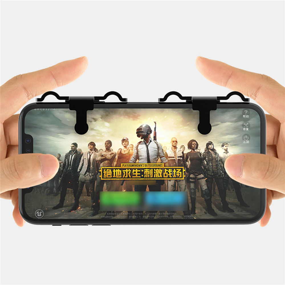 Mobile Phone L1R1 gamepad gaming controller handle Game