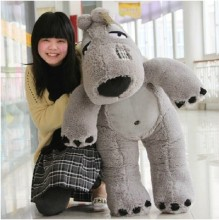 cute bear doll about 120cm bear plush toy hugging pillow , Christmas gift x104