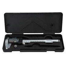 Cheap price 0-150mm Digital Caliper LCD Display 0.01mm Measuring Tool Promotion Micrometer Electronic Vernier Caliper