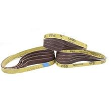 5 pcs 457*13mm Belt Grinder Sanding Bands P40   P320 for Welding Spot Grinding