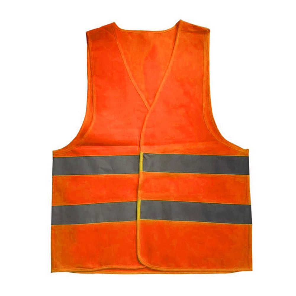 XL XXL XXXL Reflective Warning Vest Working Clothes High Visibility Day Night Protective Vest For Running Cycling Traffic Safety adjustable pro safety equestrian horse riding vest eva padded body protector s m l xl xxl for men kids women camping hiking