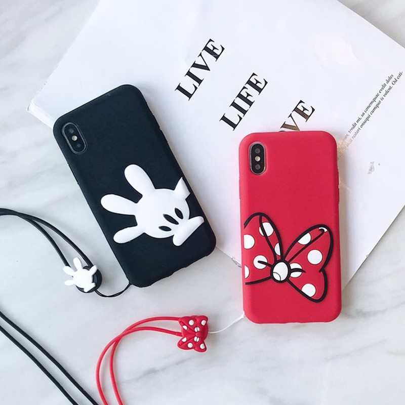 3D Cartoon Silicone Case For OPPO A59 F1S Cover Soft Silicone Rubber Phone Case Coque For OPPO R9 R9S Plus R11 Plus R11S