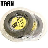 TAAN TS5300 1.30mm Tennis Racket String Sport 200m Reel Gray Black Tennis Training String Durable Control