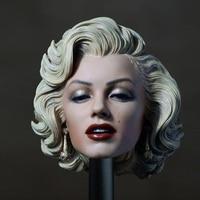 1/6 Worldwide Famous Star Marilyn Monroe Head for 12''Female Bodies