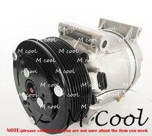 купить V5 AC Compressor For Renault Master II Bus Van Flatbed III Box Bus 2.5dCi 2001-2006 8200832990 2763000Q1D 2763000Q1J 2763000Q2C дешево