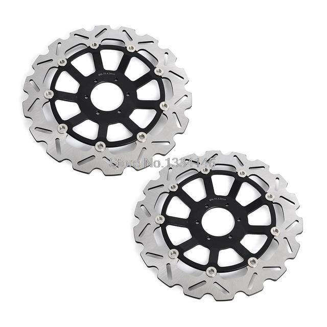 New Motorcycle Front  Rotor Brake Disc For Honda CBR 1100 XXX/XXY/XX1-XX6 Blackbird 99-08