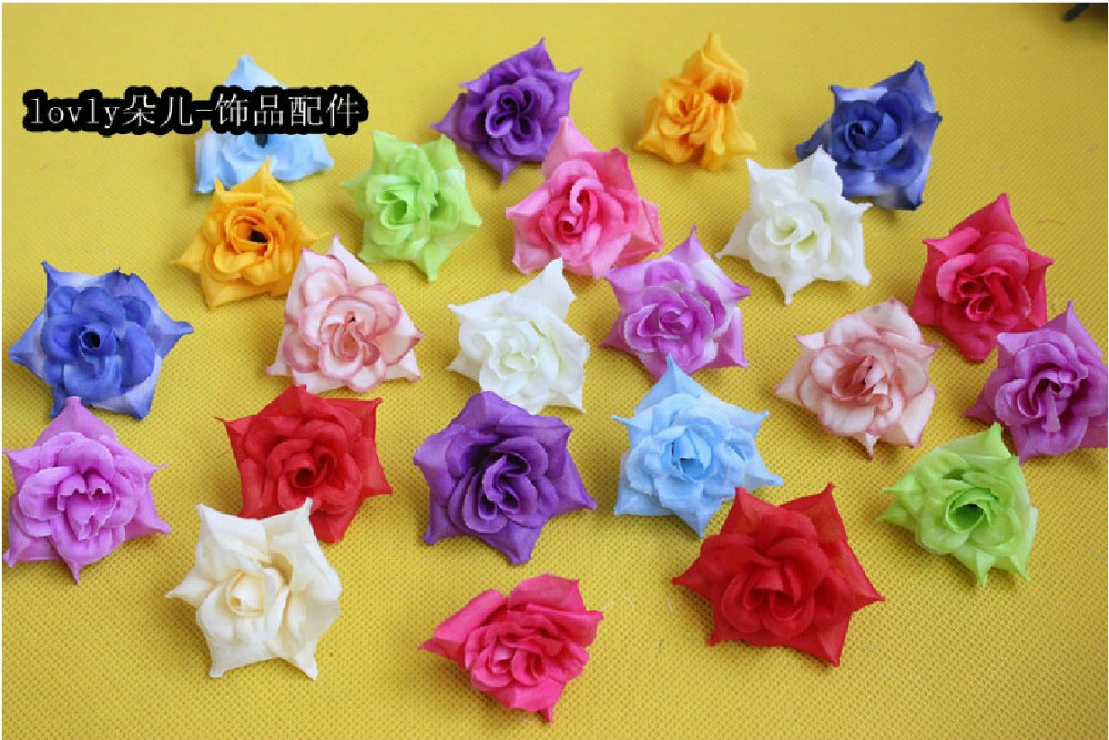 19 colors bulk silk artificial flowers rose heads hand made 19 colors bulk silk artificial flowers rose heads hand made christmas party wedding home decoration flower diy flores a108 in artificial dried flowers mightylinksfo