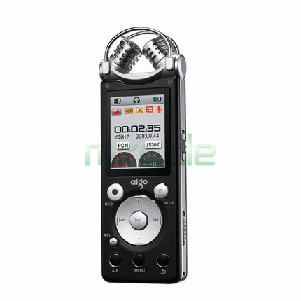 Aigo R5599 recorder 8 g professional mini hd noise reduction remote meeting nondestructive music font b