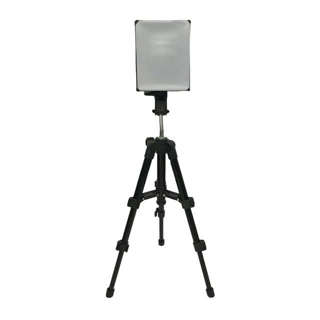 "Tycipy 14X10 ס""מ רך תיבת עם מעמד חצובה E27 מנורת תאורת ראש צילום וידאו סטודיו צילום אור מפזר Shoting"